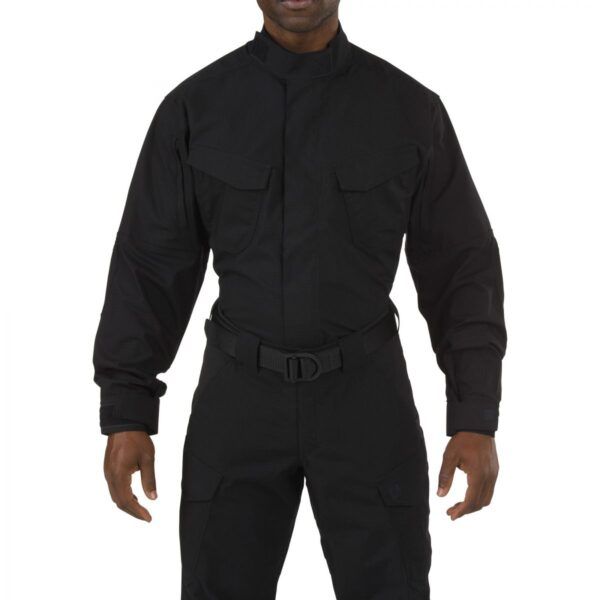 STRYKE TDU LONG SLEEVE SHIRT 5.11 BLACK