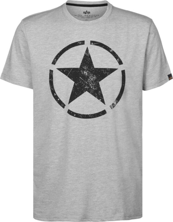ALPHA INDUSTRIES T-SHIRT ''STAR''