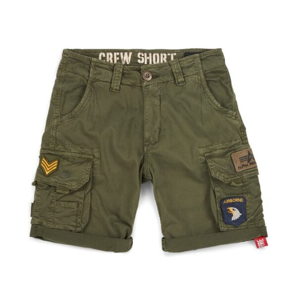 ALPHA INDUSTRIES ''CREW'' SHORT