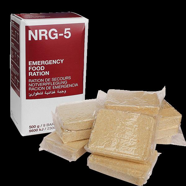 NRG-5 EMERGENCY FOOD RATION