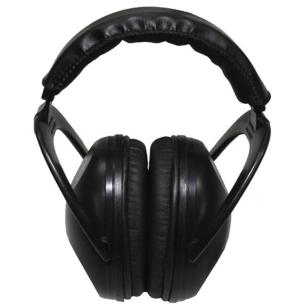 EAR PROTECTION UNIVERSAL BLACK MFH