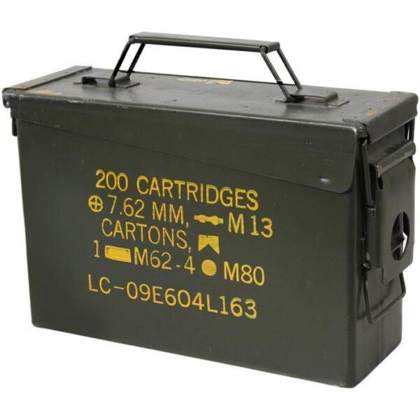 ΚΟΥΤΙ ΠΥΡΟΜΑΧΙΚΩΝ US M19A1 CAL. 30 MILTEC