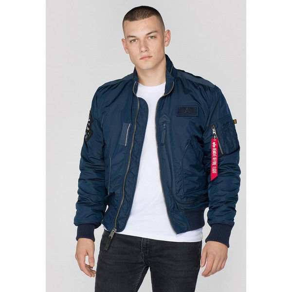 ΤΖΑΚΕΤ ENGINE ALPHA INDUSTRIES REP BLUE