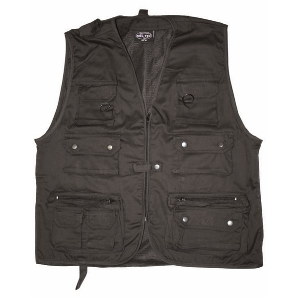 ΓΙΛΕΚΟ «HUNTING AND FISHING VEST WITH MESH LINING» MIL-TEC