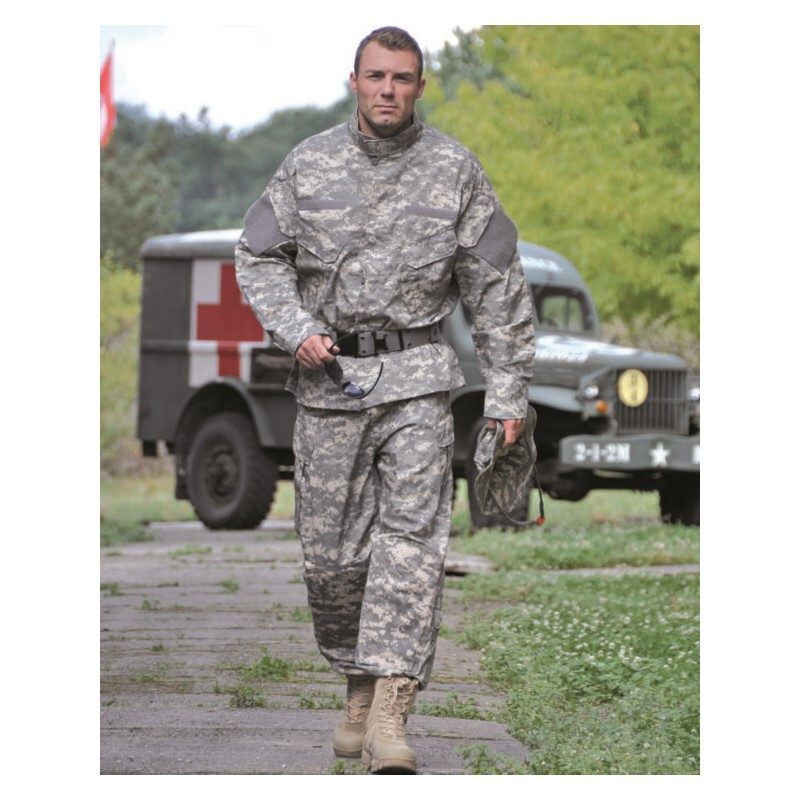ΣΤΟΛΗ ΜΑΧΗΣ «US MCU FIELD PANTS-JACKET» MIL-TEC