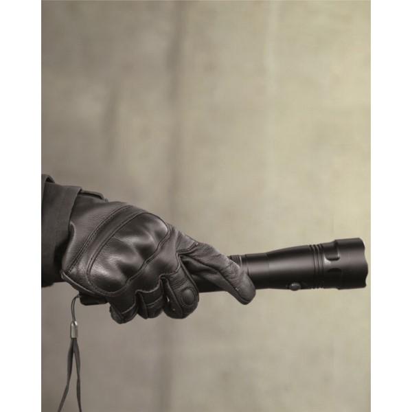ΓΑΝΤΙΑ ΔΕΡΜΑΤΙΝΑ «TACTICAL GLOVES» MIL-TEC