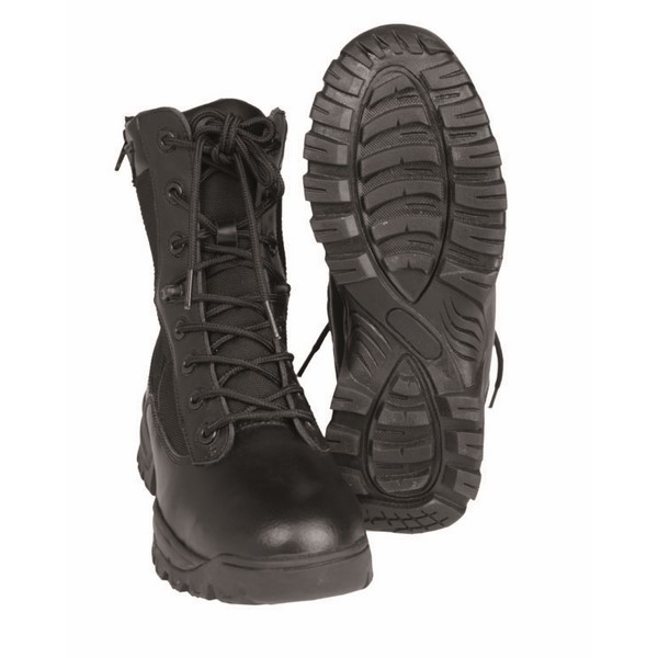 ΑΡΒΥΛΑ TACTICAL BOOT TWO-ZIP MIL-TEC