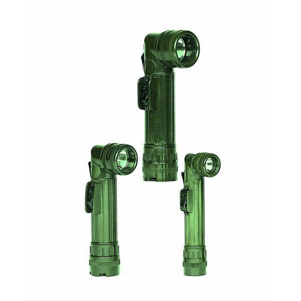 US ANGLEHEAD FLASHLIGHT MIL-TEC ΧΑΚΙ