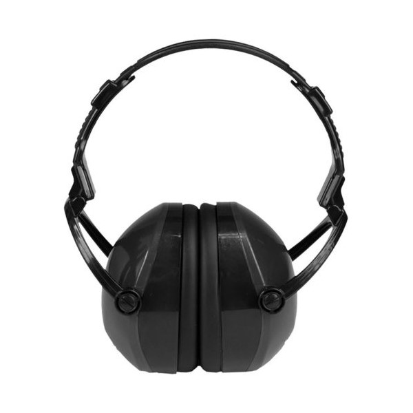 BLACK EAR PROTECTION MILTEC