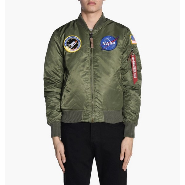 ΤΖΑΚΕΤ ALPHA INDUSTRIES MA-1 VF NASA