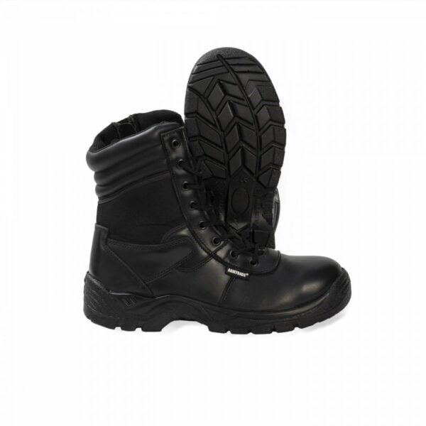 ΑΡΒΥΛΕΣ LEATHER BOOTS ODYSSEAS ARMY RACE