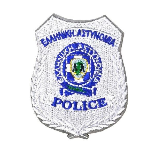 ΣΗΜΑ ΣΤΗΘΟΥΣ ΑΣΠΙΔΙΟ POLICE