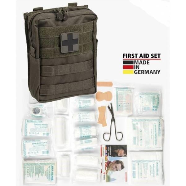 Κουτί Πρώτων Βοηθειών | Mil-Tec First Aid ΚΙΤ - Olive