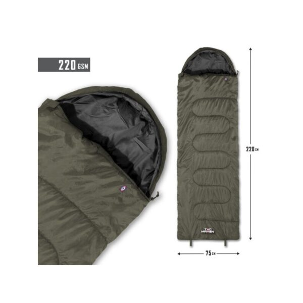 SENTINEL SLEEPING BAG PENTAGON