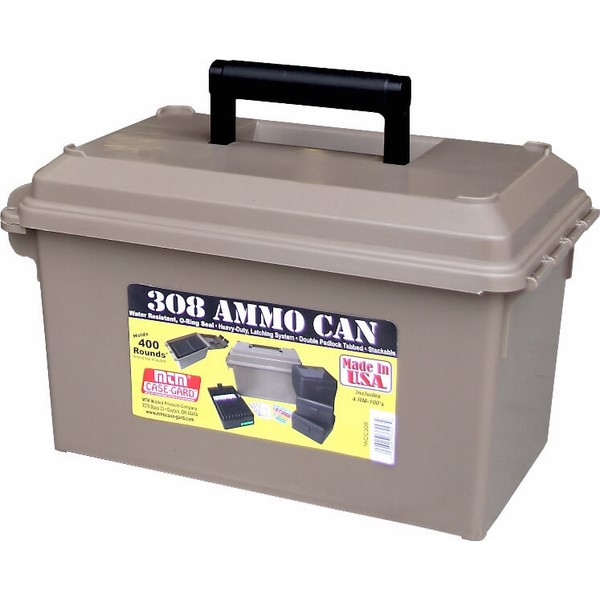 MTM Ammo Can 308