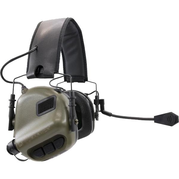 Ωτοασπίδες - Ακουστικά Επικοινωνίας EARMOR Μ32 Foliage Green