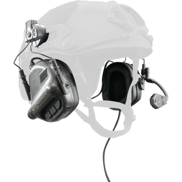 Ωτοασπίδες - Ακουστικά Επικοινωνίας EARMOR Μ32H-ARC Black