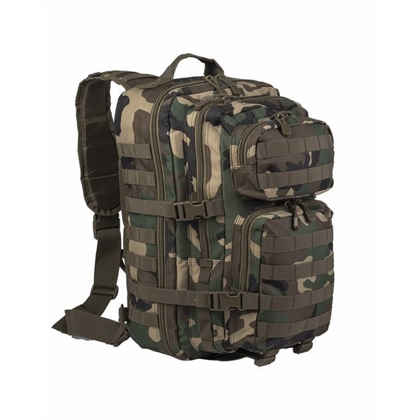 WOODLAND ONE STRAP ASSAULT PACK LARGE